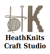 Knit and Crochet Class (mm) @ HeathKnits Craft Studio